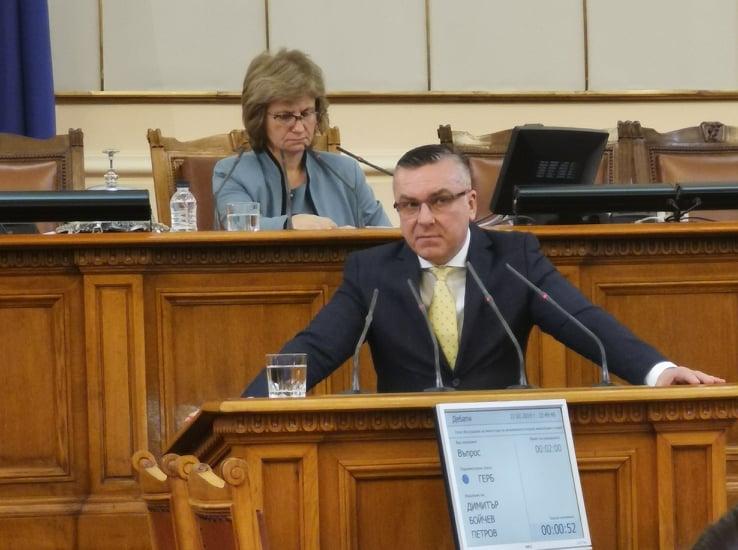 Димитър Бойчев: Индустриалните зони са ключът за привличане на инвестиции в страната ни