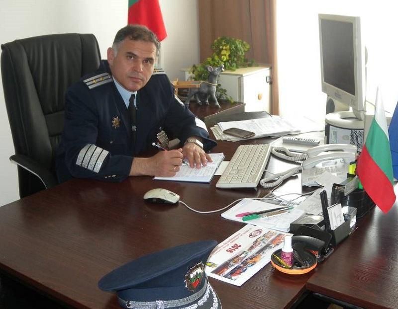 Михаил Георгиев – от момчето, което изражда теле с въже на кръста до шеф на полицията в Руен