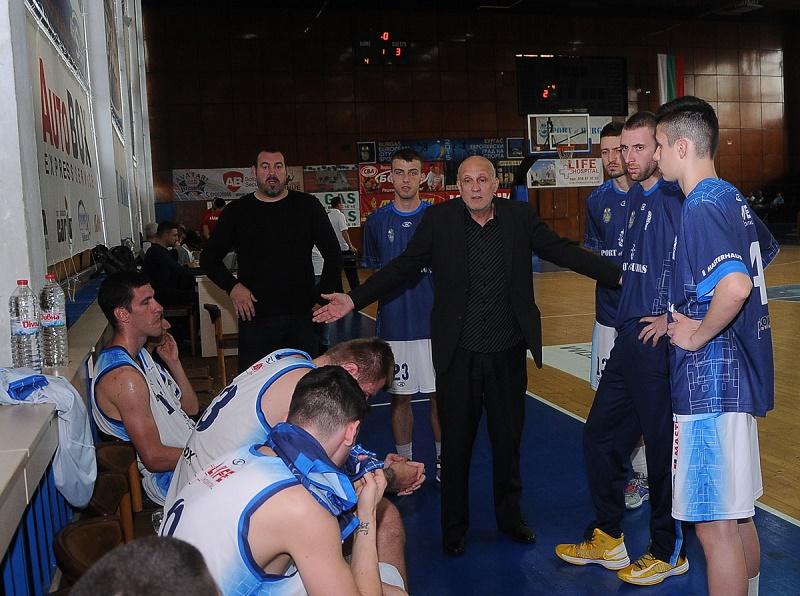 """Първо погасителен план за дълговете и после субсидия за баскетболния """"Черноморец"""""""