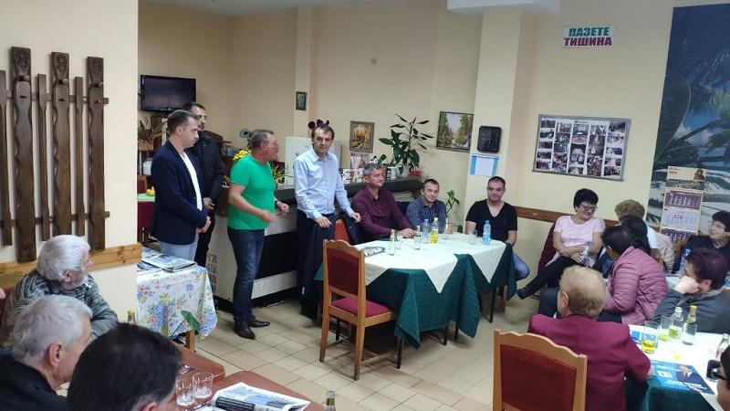 Атанас Терзиев в Равда и Гюльовца: Вратата ми е отворена за всеки