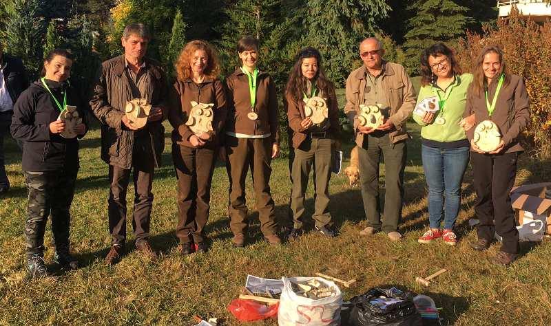 Директорът на парк Странджа взе участие в Националната среща на горските педагози