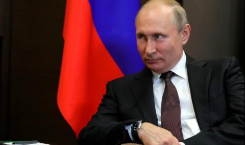Путин отстрани главния прокурор на Русия