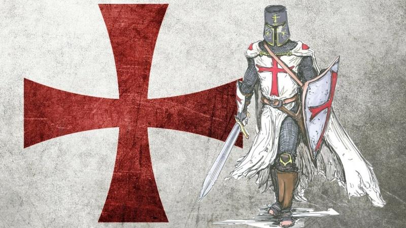 Фейсбук премахна страници на рицарите тамплиери