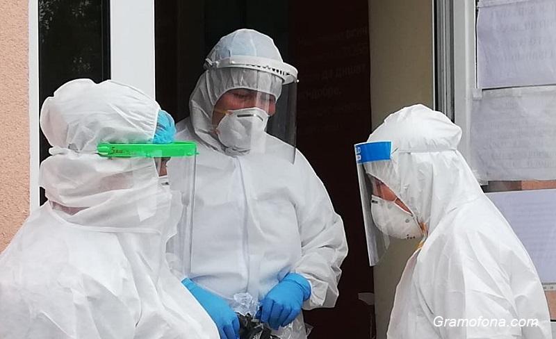 482 заразени от COVID-19 за денонощие