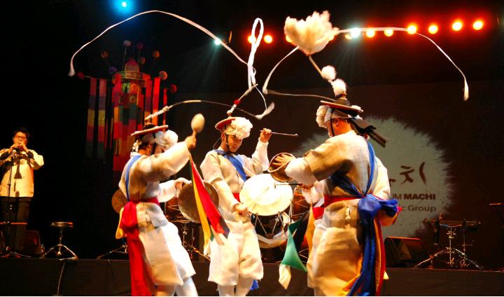 Корейски перкусионисти с концерт в Бургас