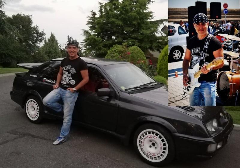 Рок музиката и автомобилите – двете страсти на Деан Вълев-Дишо
