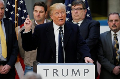 Тръмп стана дядо за осми път