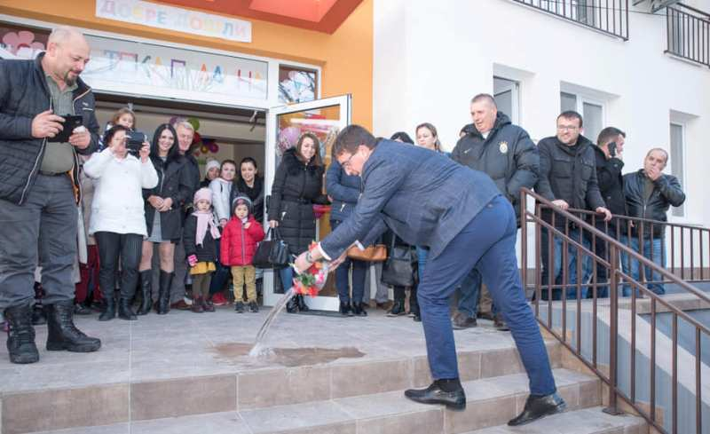На добър час: В Топчийско откриха целодневна детска градина