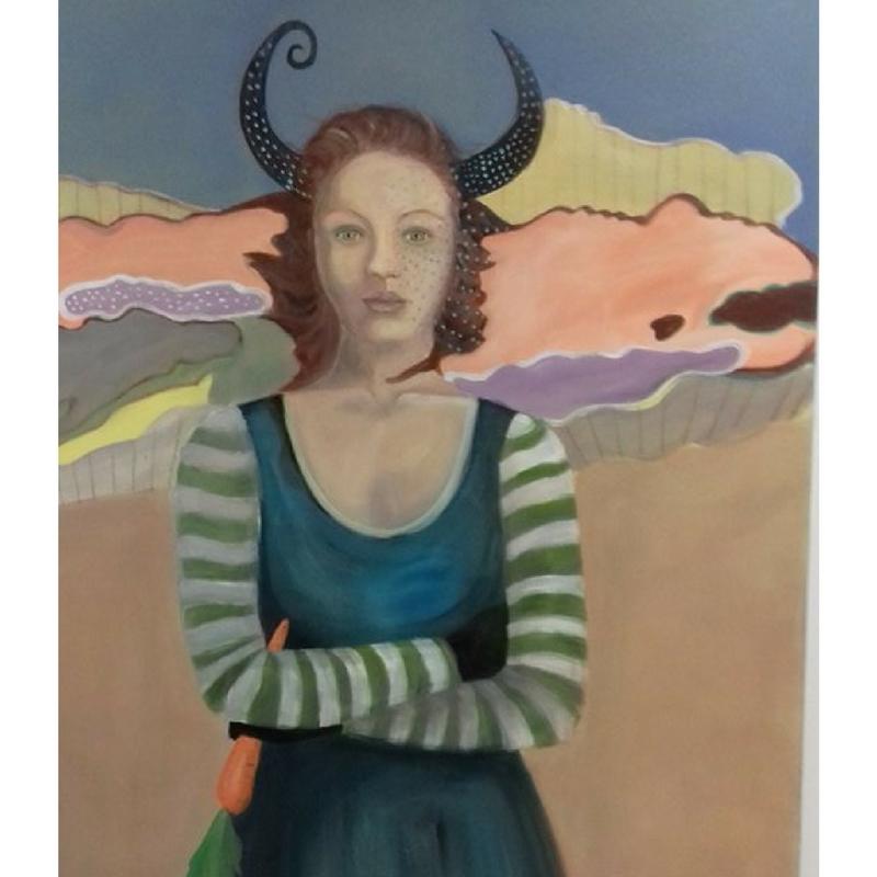 """18 """"бели платна"""" в изложбената зала на Дружеството на Бургаските художници"""