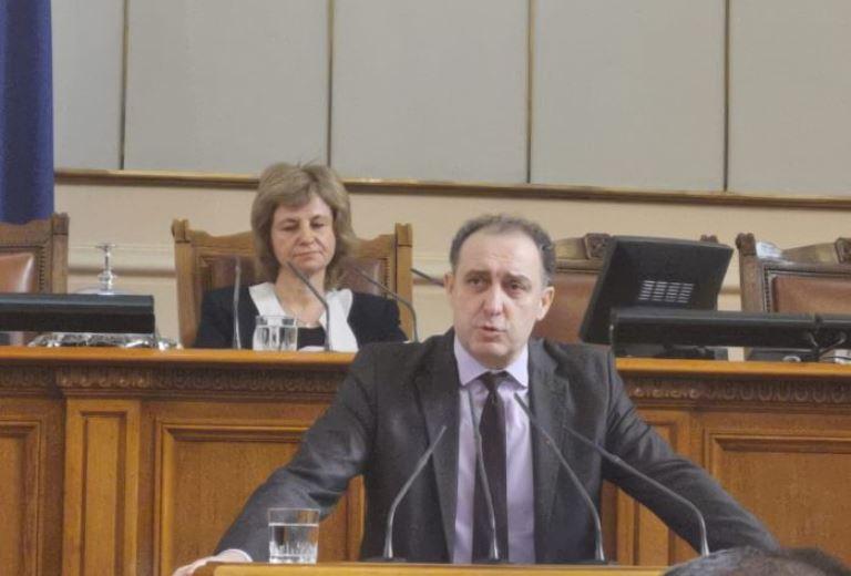 Депутатът Иван Вълков: С промени в закона решихме дългогодишен проблем за морските общини