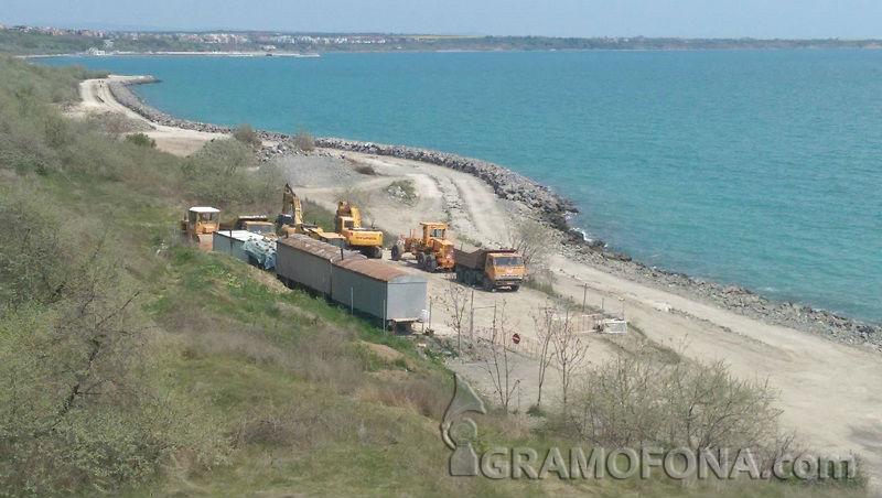 Обявиха търгове за наематели на плажове в Бургас и Несебър