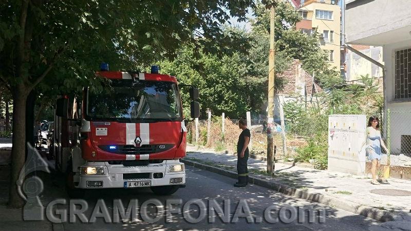 Две жертви при пожар в габровско село