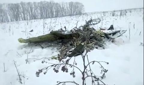 Стана ясно защо е паднал руският самолет