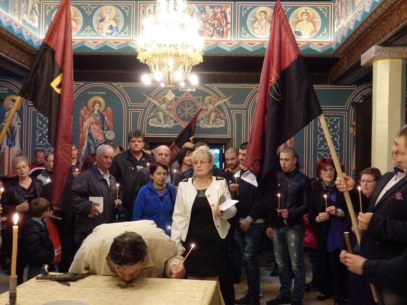 Бургаски воеводи се заклеха да защитават българите в Мизия, Тракия и Македония