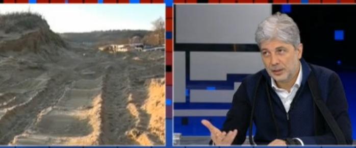 """Нено Димов: Ще поискам от разрушителя на дюните на """"Смокиня"""" да ги възстанови"""