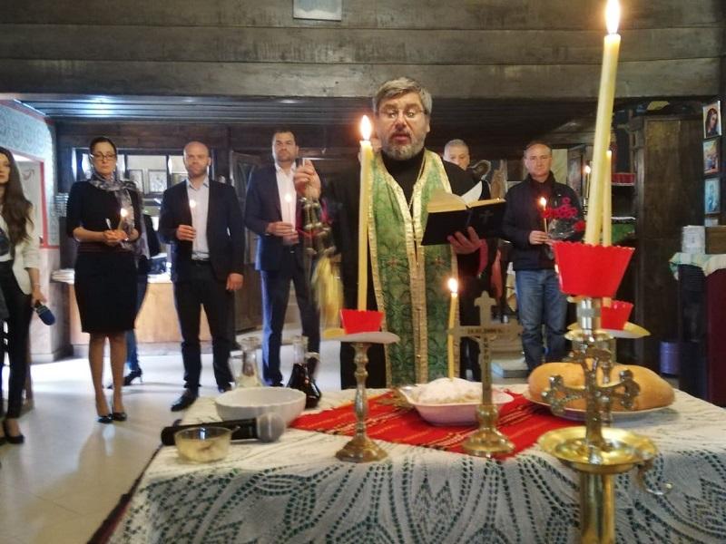 В Българово почетоха паметта на над 400 християни, избити дни преди Освобождението