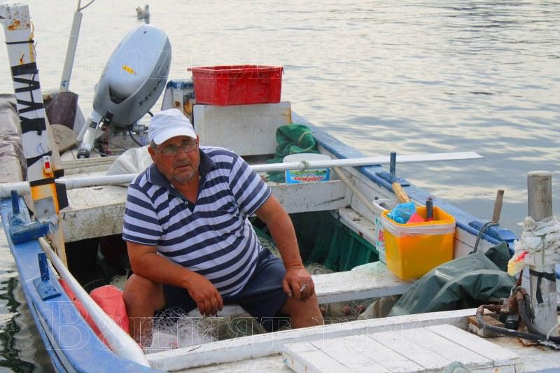 Капитан Мурад от Несебър: Очакваме мигриращите риби в нашия залив