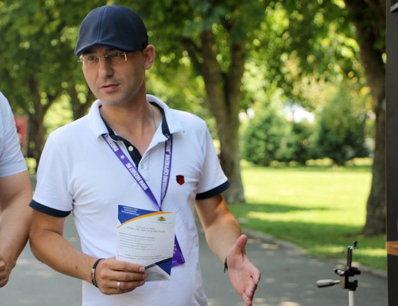Тодор Йосифов: Създаваме една различна мотивация за борба със зависимостите