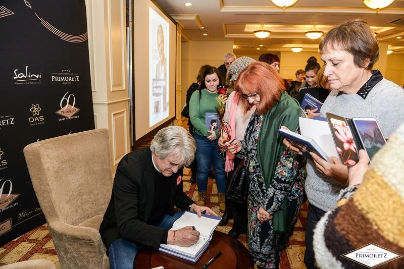 Орлин Горанов: Любовта ми към Бургас е стара, идвам тук откакто се помня