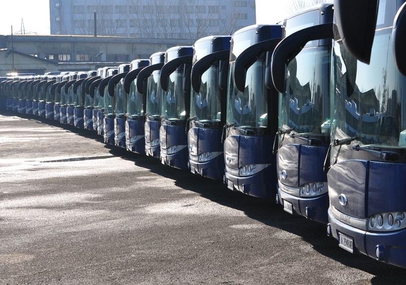 Празнични разписания на градския транспорт в Бургас