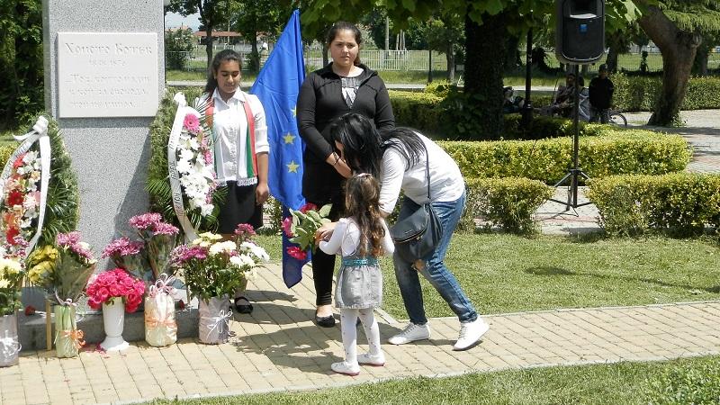 Поморие почете паметта на Ботев