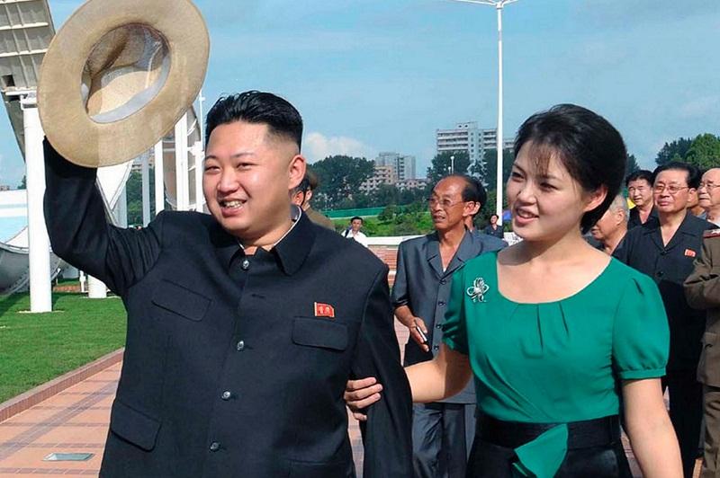 За 4 години Ким Чен Ун напълнял с 40 килограма