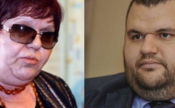 Ирена Кръстева с възражение до финансовото министерство, не била свързана с Пеевски