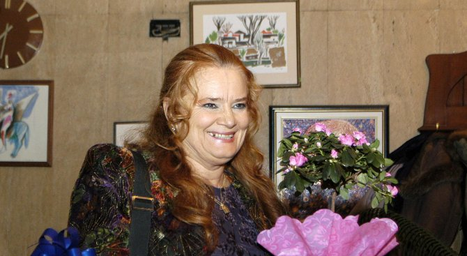 Виолета Гиндева почина на 72 години