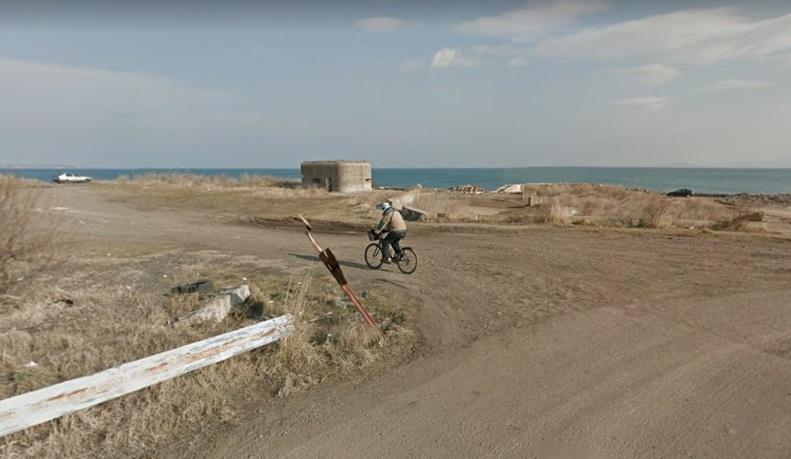 Умен остров изграждат до солниците в Бургас