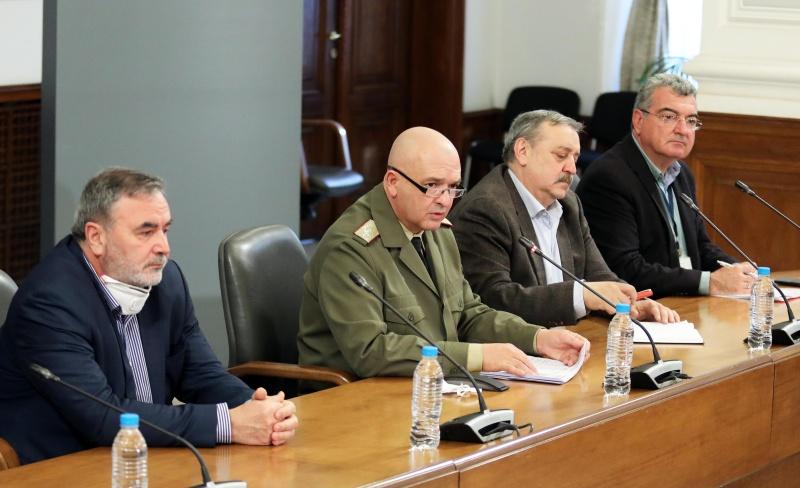 541 са вече заразените в България, 21 са починалите