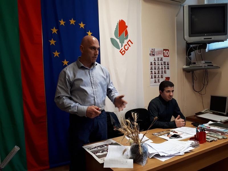 Николай Тишев: Позицията на БСП е ясна – ЧЕЗ да бъде под контрола на държавата на 100 %