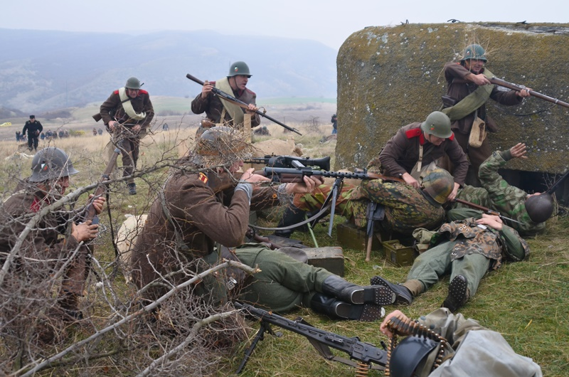 Пред погледа на военния министър ще атакуват немския бункер край Съдиево