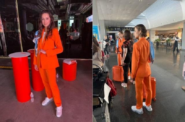 Украинска авиокомпания обу стюардесите си в маратонки