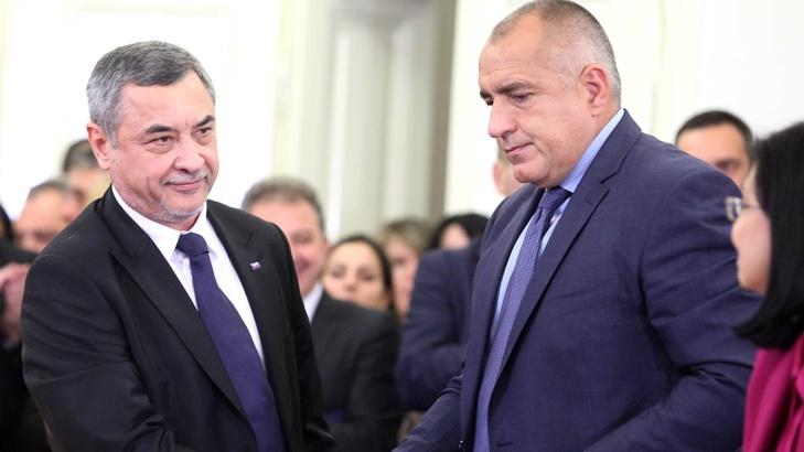Вицето Симеонов: Борисов не искам да го виждам