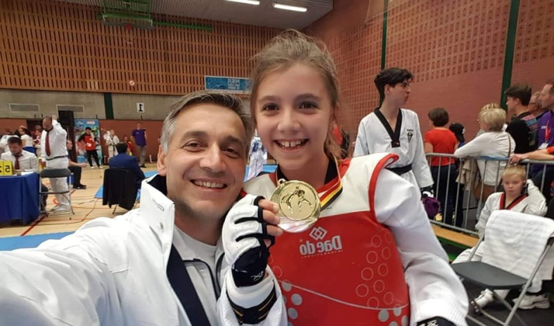 Бургазлии спечелиха рекорден брой медали на Държавното първенство по таекуондо