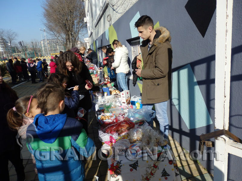Бургаски деца помагат на Хитрино