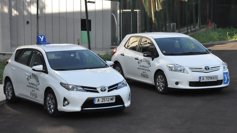 Учениците от Автото ще получават безплатна шофьорска книжка и стипендия по време на обучението