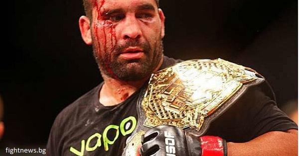 Дебютът на Багата в UFC срещу бразилец