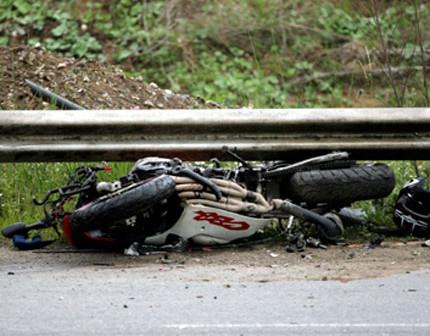 Катастрофа с мотор край Ропотамо