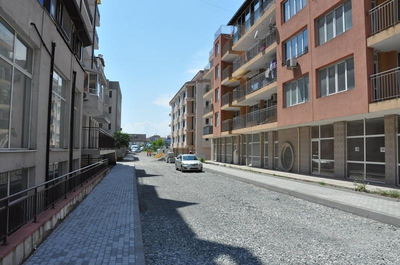 """Новите улици в Районния център на """"Меден рудник"""" ще бъдат завършени"""