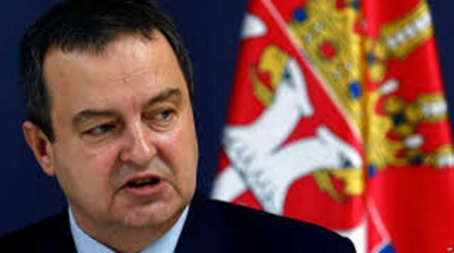 Сръбският външен министър привика българския посланик в Белград