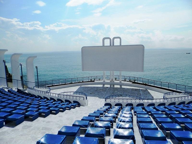 Лятно кино в Поморие отново ще посреща публика под звездния си купол