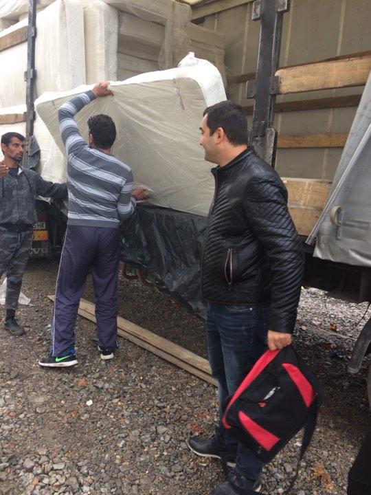 ГЕРБ Бургас осигури 150 матрака за пострадалите от наводнението в Бургаско