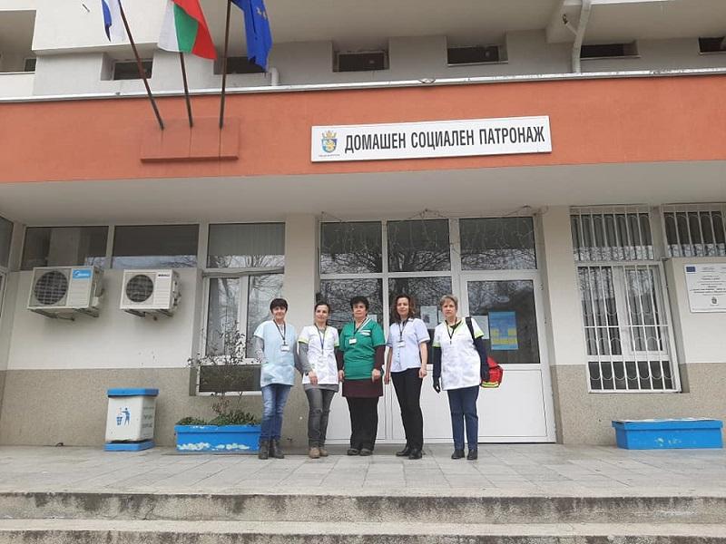 Общината предоставя храна на нуждаещи се чрез социални услуги