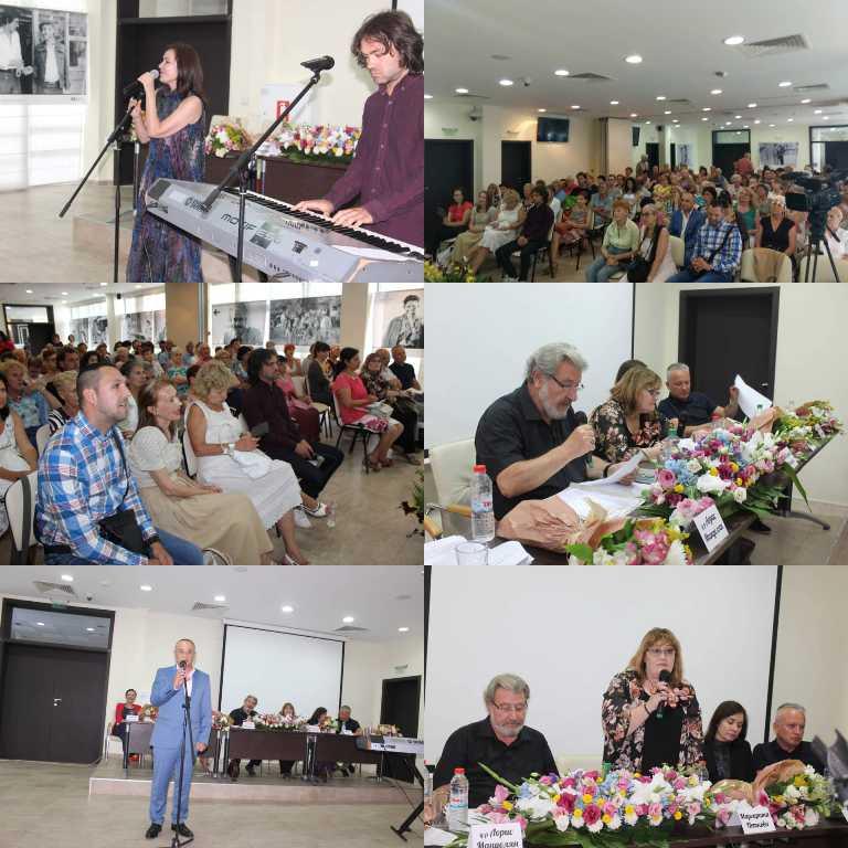 Рецитираха поета Яворов на четири езика в Бургас