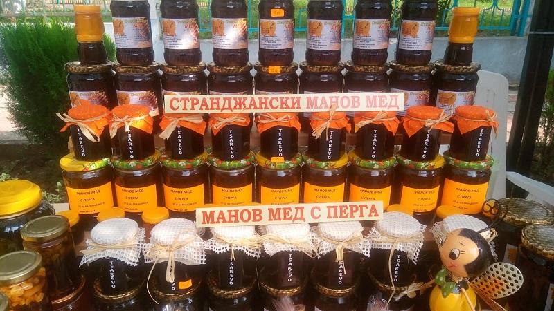 Нов вид листна въшка превръща странджанския манов мед в елексир