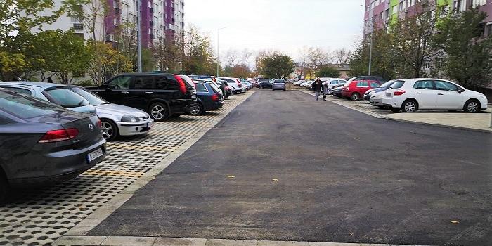 Изграждат нови паркинги в Меден рудник