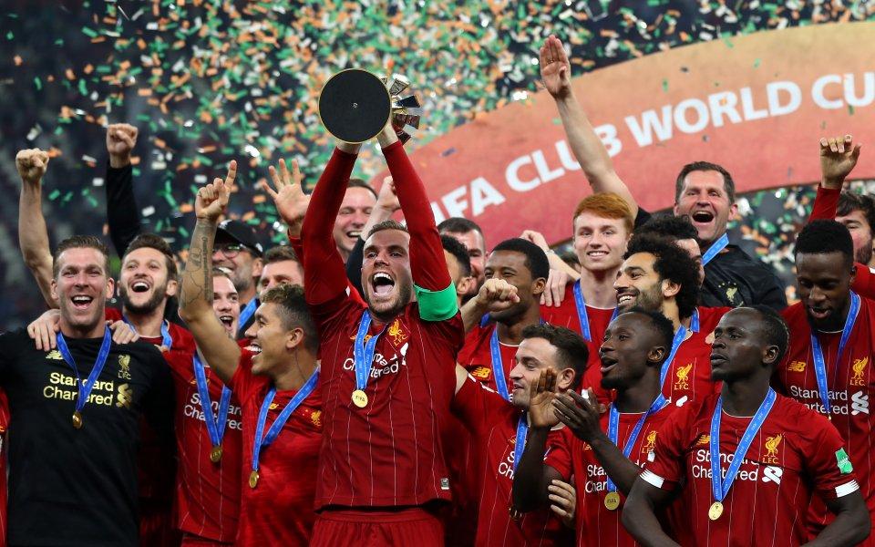 Ливърпул е световен клубен шампион