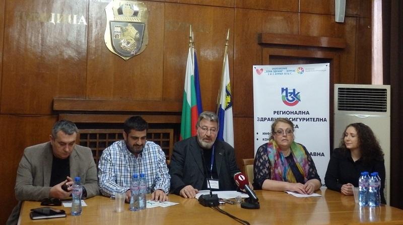 Медицински институт да задоволи глада за кадри в Бургас