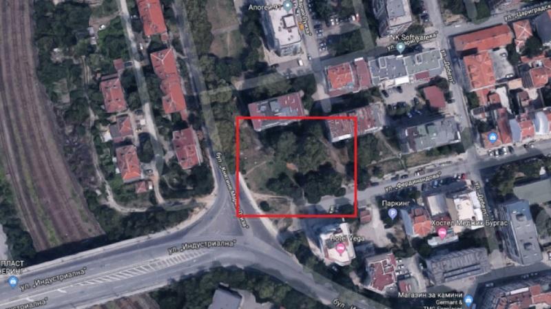 """Зелените терени в края на """"Фердинандова"""" ще бъдат застроени"""